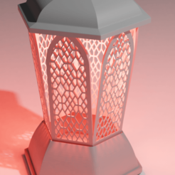 23.png Download STL file Ramadan lantern • 3D print model, ahmed_mohsen778
