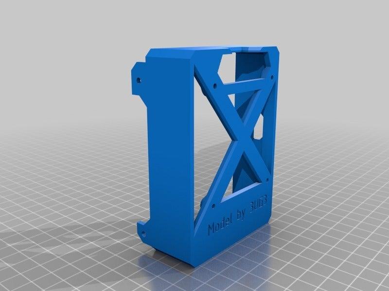 316d2a3eb3395c38fcdc0e72df9ff1aa.png Télécharger fichier STL gratuit Boîte Pi3 à la framboise pour Vslot • Objet pour imprimante 3D, EugenioFructuoso