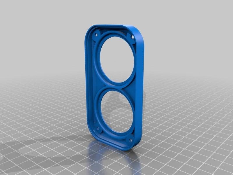 6a717e6175794c88b2341c6e671c8114.png Download free STL file Mini Bluetooth Speaker • 3D printer design, EugenioFructuoso