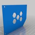 Télécharger fichier impression 3D gratuit Gestion des câbles pour Ender-3, EugenioFructuoso