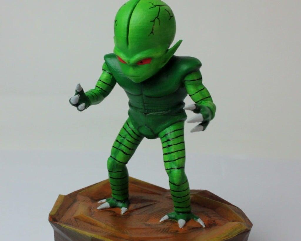 Captura1.PNG Télécharger fichier STL gratuit Saibamen DragonBall • Design imprimable en 3D, EugenioFructuoso