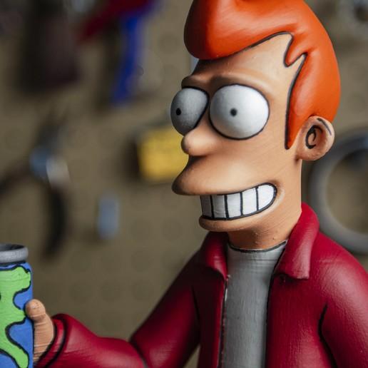 4.jpg Télécharger fichier STL La RFY de Futurama • Objet pour impression 3D, EugenioFructuoso