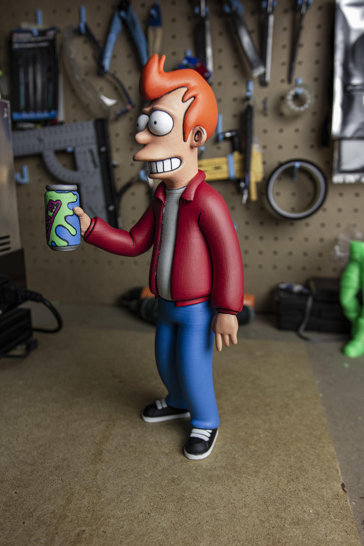3.jpg Télécharger fichier STL La RFY de Futurama • Objet pour impression 3D, EugenioFructuoso
