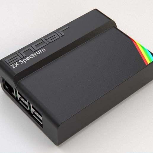 13738229_10210149154834414_991879813368947610_o.jpg Télécharger fichier STL gratuit SINCLAIR ZX Spectre V1.0 • Modèle imprimable en 3D, EugenioFructuoso