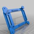 Télécharger fichier 3D gratuit Adaptateur de montage MKS TFT24 pour Ender-3, EugenioFructuoso
