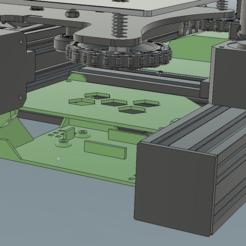 Descargar archivos STL gratis Gestión de cable para Ender-3, EugenioFructuoso