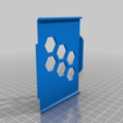 Download free STL file Raspberry Pi3 Box for Vslot • 3D printable object, EugenioFructuoso