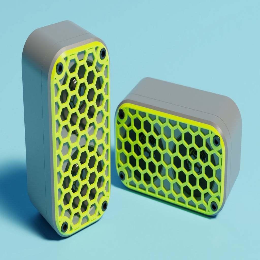 render3.jpg Download free STL file Mini Bluetooth Speaker • 3D printer design, EugenioFructuoso