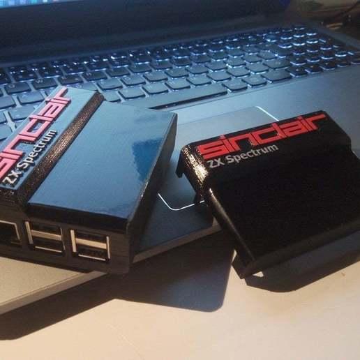 17191848_10212349429279900_4604653942172200789_o.jpg Télécharger fichier STL gratuit SINCLAIR ZX Spectre V1.0 • Modèle imprimable en 3D, EugenioFructuoso