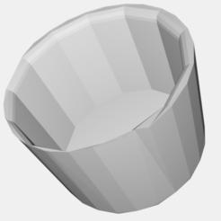 Download free STL file Cup (WITHOUT HANDLE), Cowzoomer