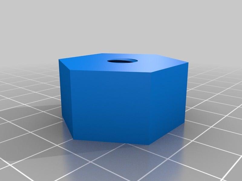 07bc5fae34a17aa7ca3c4fb1271c2ee7.png Télécharger fichier STL gratuit Couvercle d'attelage 2 POUCES et tourniquet à deux vitesses • Modèle à imprimer en 3D, hitchabout