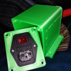Télécharger fichier 3D gratuit boîtier d'interrupteur à fusibles, hitchabout