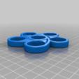 Télécharger fichier STL gratuit Ummmm Ohhhhhhhh Kk spinner • Objet pour imprimante 3D, hitchabout