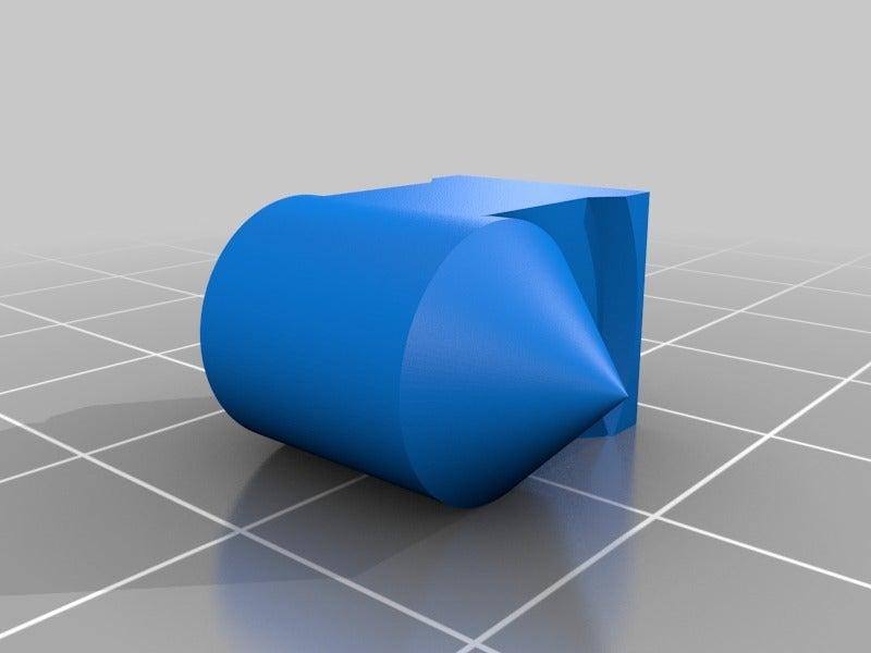 5867fbc5275d9b930c5dc4805865c61c.png Download free STL file HeavyDuty Flexible KeyFob and Bracelet • 3D print object, hitchabout