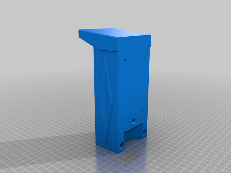"RING2ndGEN_C_Ubolt.png Download free STL file Ring Doorbell (1) 2nd Gen 2"" 50mm Pole Topper • Model to 3D print, hitchabout"