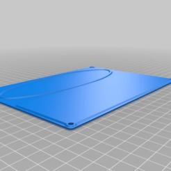 """Télécharger fichier impression 3D gratuit Signe """"I'M NOT SAYING NOTHING"""" (modèle), hitchabout"""