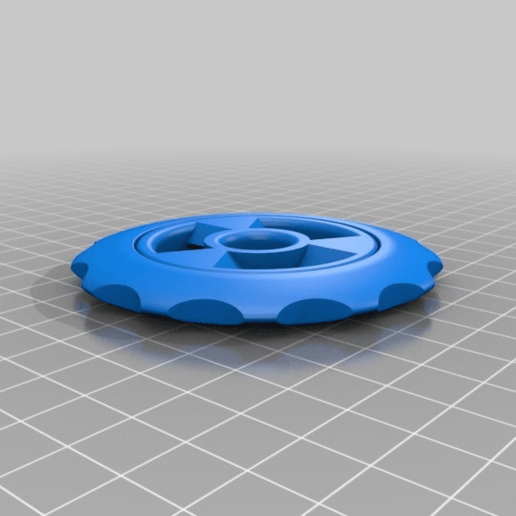 ce7f7499f0a95e3ebf1d5e62889ccf4e.png Download free STL file sprocket spinner • Template to 3D print, hitchabout