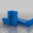 Download free STL file CTC Prusa I3 Pro B z stop foot 2 Bigger • 3D printing model, hitchabout