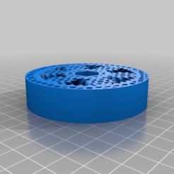 Download free 3D model My Customized Herringbone Planetary Gear/Bearing (Optional HoneyComb) (), hitchabout