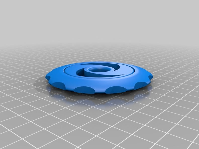 68db80bef2acd22d14723c767fddb8ee.png Download free STL file sprocket spinner • Template to 3D print, hitchabout