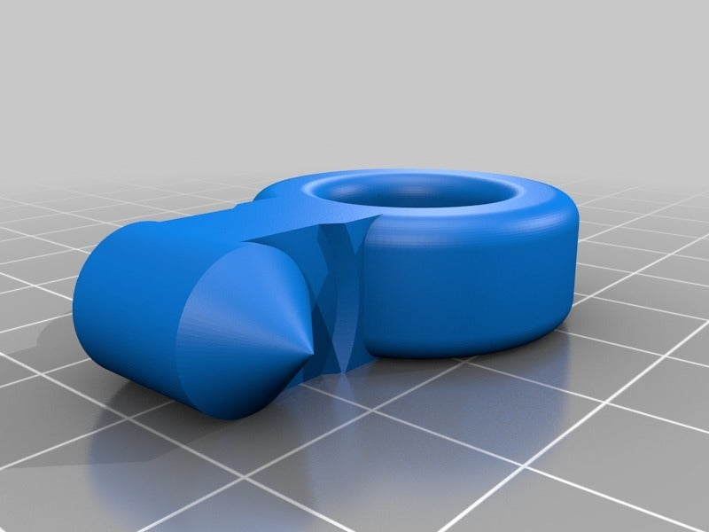 d4facfff37f74d4cc485abde3307f664.png Download free STL file HeavyDuty Flexible KeyFob and Bracelet • 3D print object, hitchabout