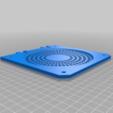 3f71853b5a61101ea7a8f069cc88f1c2.png Télécharger fichier STL gratuit Ventilateur 140mm pour plaque Anet a6 • Objet à imprimer en 3D, hitchabout