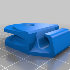 Download free 3D printer templates wall hook thing, hitchabout