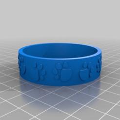 Télécharger fichier STL gratuit anneau de pattes • Modèle imprimable en 3D, hitchabout