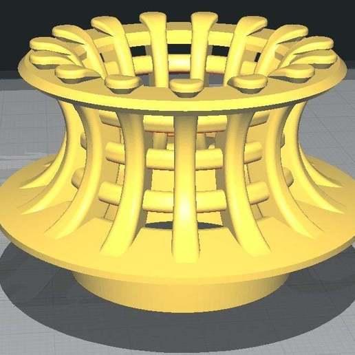 Annotation_2020-01-12_203711.jpg Télécharger fichier STL gratuit Capteur de cheveux pour bac de 36 mm ou 1 1/4 • Design imprimable en 3D, hitchabout