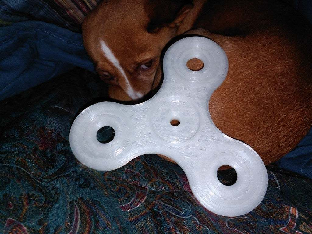 IMG_20170916_094841.jpg Download free STL file 2 INCH hitch cover and fidget spinner • Model to 3D print, hitchabout