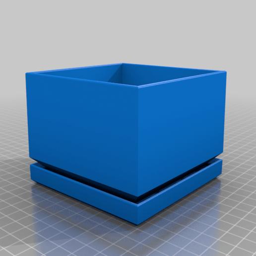 Download free STL file Plant Pot • 3D print template, hitchabout
