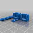 Télécharger fichier STL gratuit CTC Prusa I3 Pro B z stop foot • Objet pour impression 3D, hitchabout