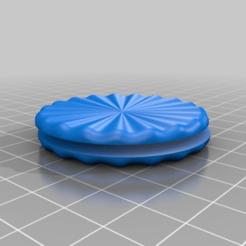 Télécharger plan imprimante 3D gatuit Soutenir le cookie, hitchabout