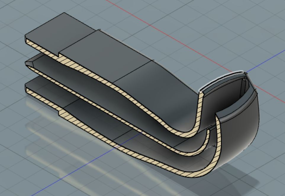 Capture.JPG Télécharger fichier STL gratuit conduit à double canon • Modèle à imprimer en 3D, hitchabout