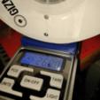 Télécharger STL gratuit antiroulis à l'échelle de poche de la bobine, hitchabout