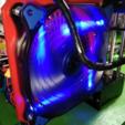image.png Télécharger fichier STL gratuit Ventilateur 140mm pour plaque Anet a6 • Objet à imprimer en 3D, hitchabout
