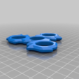 Download free 3D printing designs nICE fidget spinner, hitchabout