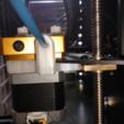 Télécharger plan imprimante 3D gatuit Extrudeuse de créature déplaçant le support (réparée), hitchabout