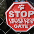 image.png Download free STL file stop dogs sign • 3D print model, hitchabout