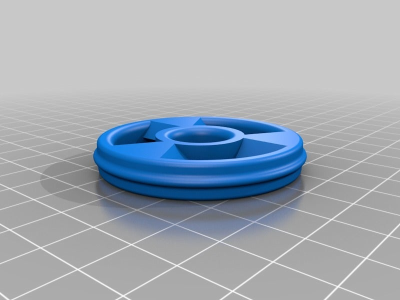 8c4478bd3084a908e4f64d95b94302d1.png Download free STL file sprocket spinner • Template to 3D print, hitchabout