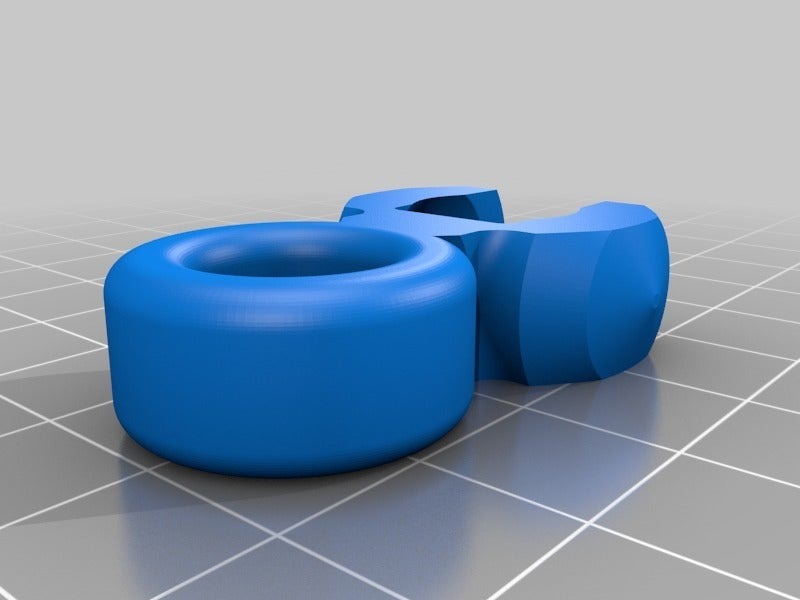 c67b5a5ca75384a078370b871409ee80.png Download free STL file HeavyDuty Flexible KeyFob and Bracelet • 3D print object, hitchabout
