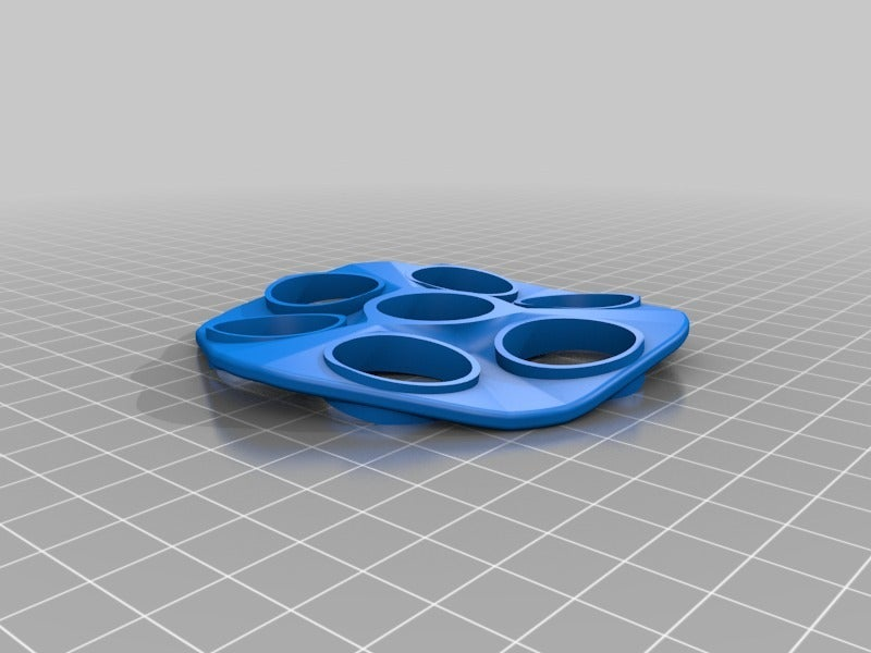 4cce3a85e21d93cbb63e5be2f2737474.png Download free STL file experimental spinner • 3D printable template, hitchabout