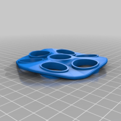 Download free STL file experimental spinner • 3D printable template, hitchabout