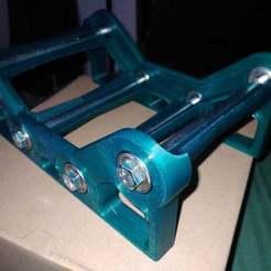Télécharger fichier 3D gratuit Porte-bobines pour charges lourdes, hitchabout