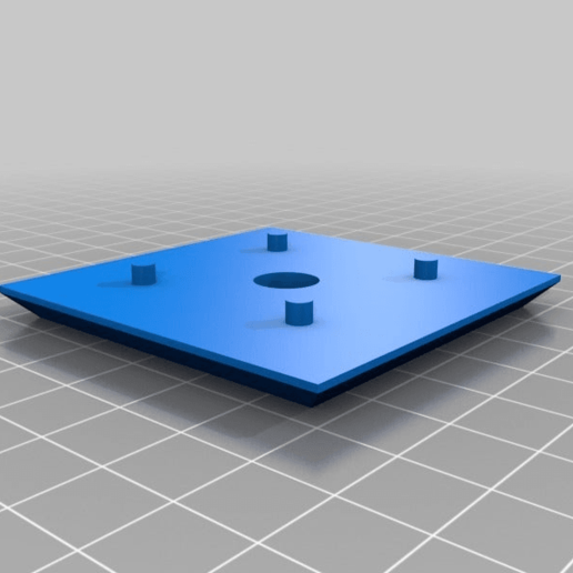 ac3f6617e4664a84537b84e5a11f6f5e.png Download free STL file 2 INCH hitch cover and fidget spinner • Model to 3D print, hitchabout