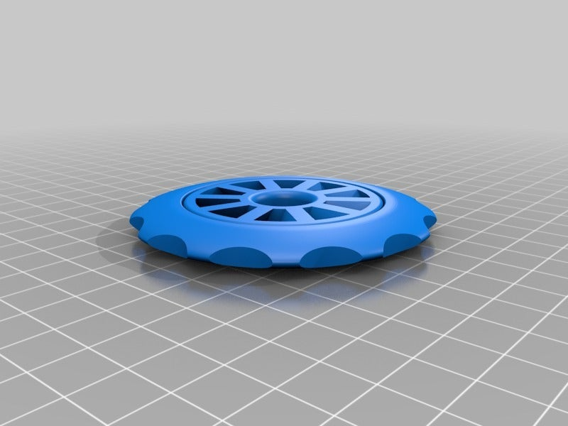 a7d46f65c871a727e562703fbf5e7656.png Download free STL file sprocket spinner • Template to 3D print, hitchabout