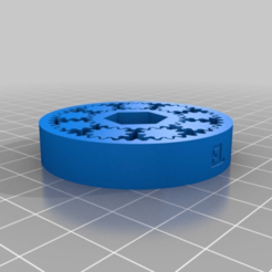 320bbf3a08d3526665f0189cd316bceb.png Download free STL file My Customized Gear Bearing • 3D printer object, hitchabout