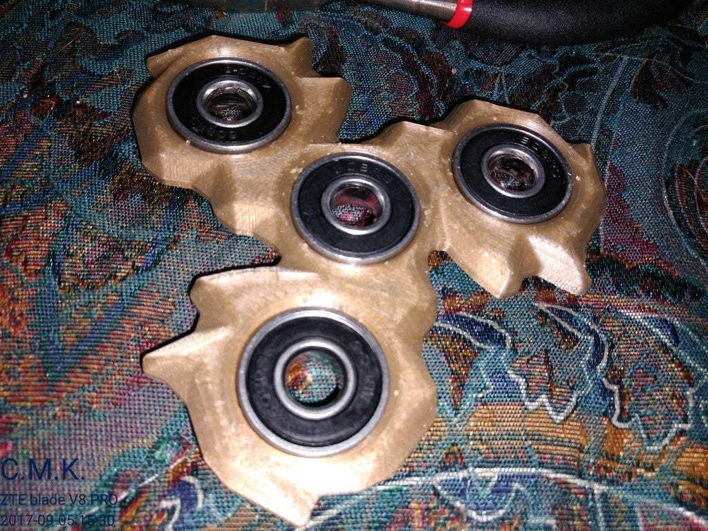 IMG_20170905_153058.jpg Download free STL file nICE fidget spinner • 3D printing object, hitchabout