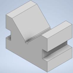 Download free 3D model V-shaped wedge, CTorres
