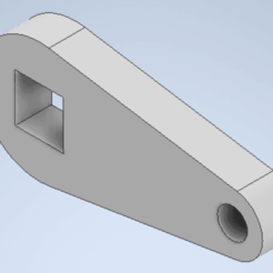 Download free STL file Connecting rod • Design to 3D print, CTorres